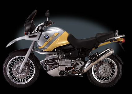 The Bmw R1100gs Page 1