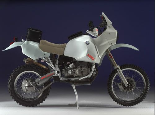 The BMW R G/S and GS HPN special versions